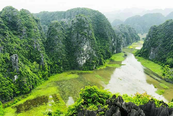 Pu Luong Nature Reserve - Ninh Binh 3 days 2 nights - The Escape