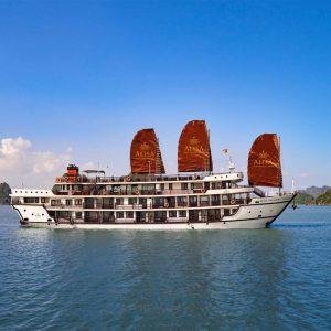 Halong Bay Cruise – Alisa Cruise
