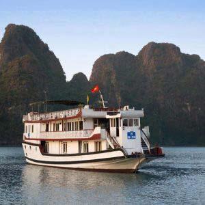 Halong Bay Cruise – Apricot Cruise