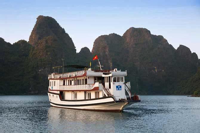 Halong Bay Cruise - Apricot Cruise