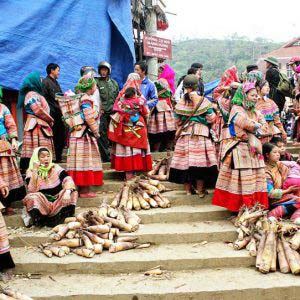 Sapa Trekking – Bac Ha Market 2 days 1 night