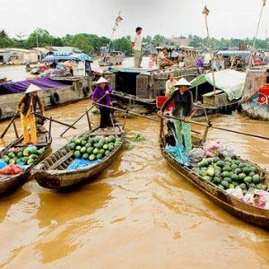 Mekong Delta 2 days 1 night