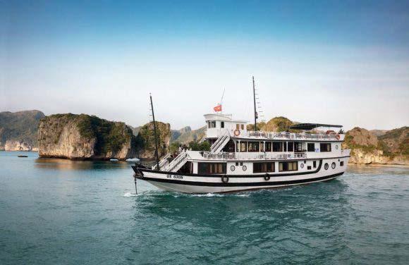Halong Bay Cruise – Charm Boutique Cruise