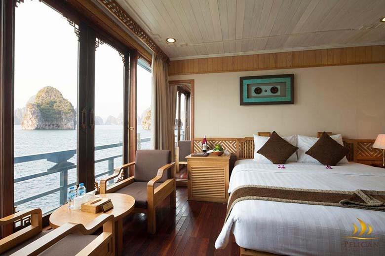 Halong Bay Cruise - Pelican Cruise