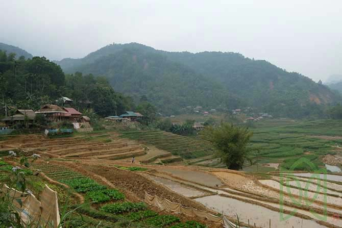 Pu Luong Nature Reserve - Hieu Waterfall 3D2N
