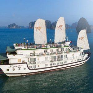 Halong Bay Cruise – Signature Cruise