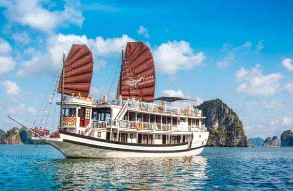 Bai Tu Long Bay Cruise – Swan Cruise