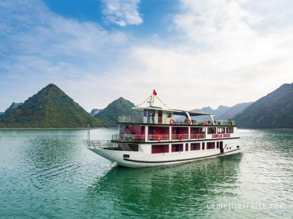 Lan Ha Bay Cruise – Camellia Cruise