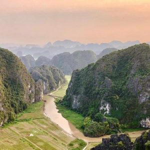 Hoa Lu – Tam Coc – Mua Cave 1 Day