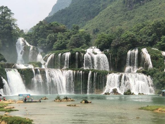 Ban Gioc Waterfall – Ba Be Lake 3 days 2 nights