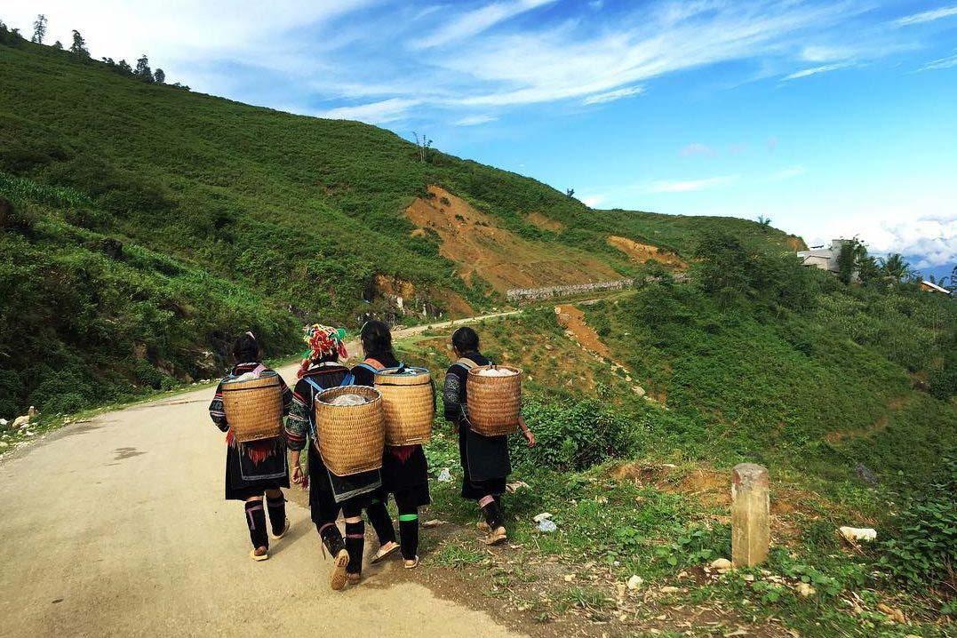 Sapa Trekking 3D2N - Overnight at Hotel