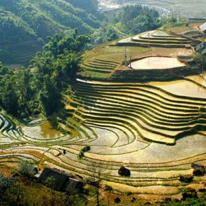 Sapa Trekking 3D2N – Overnight at Hotel