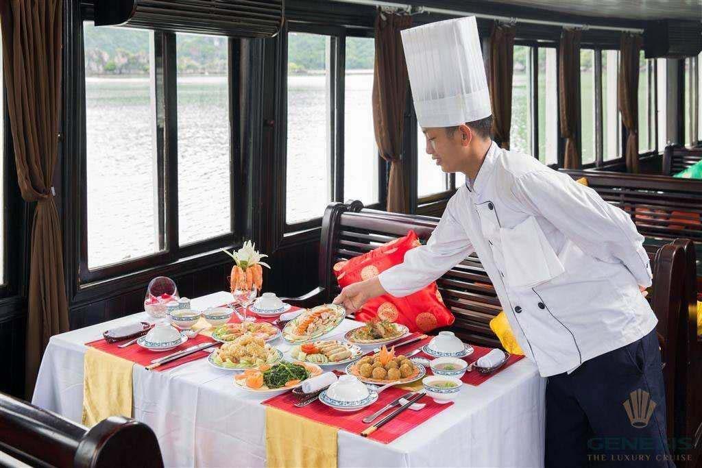 Luxury Halong Bay 1 Day - Genesis Cruise