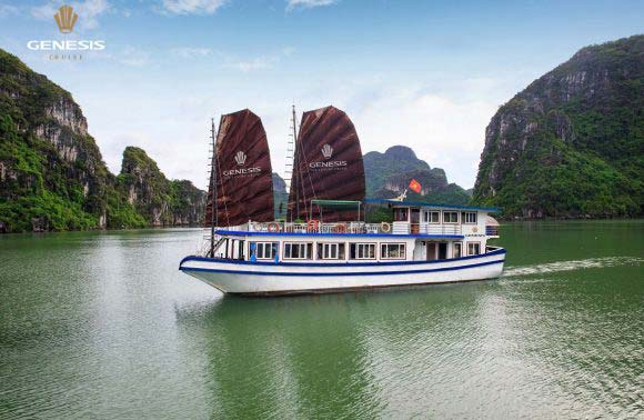 Luxury Halong Bay 1 Day – Genesis Cruise