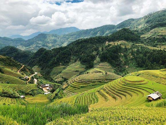 Chasing gold in the northern mountains of Vietnam   Old