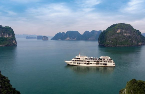 Bai Tu Long Bay Cruise – Athena Luxury Cruise