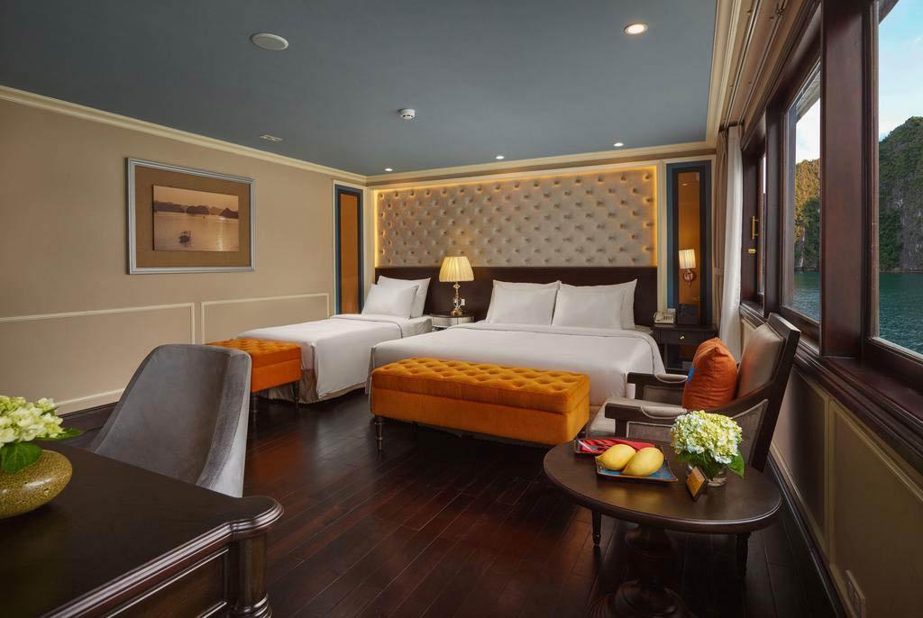 Bai Tu Long Bay Cruise - Athena Luxury Cruise