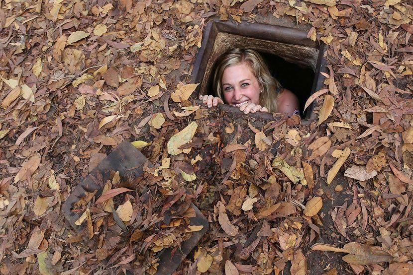 Ho Chi Minh City and Cu Chi Tunnel - Full Day Tour