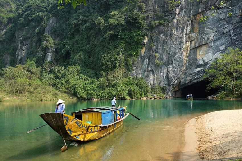 Quang Binh, the land of caves, has so much more