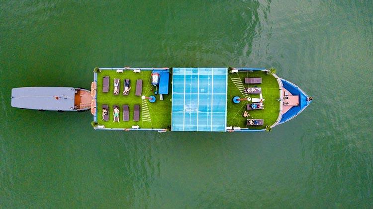 Lan Ha Bay Cruise - Azela Cruise