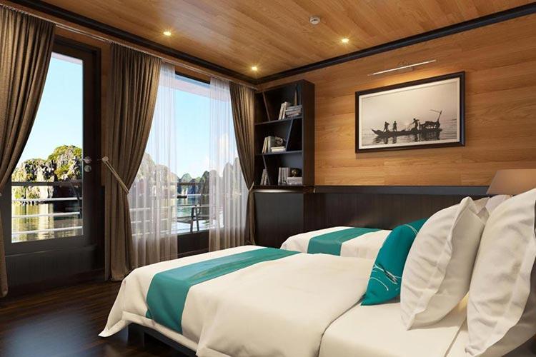 Lan Ha Bay Cruise - Serenity Cruise