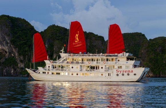Halong Bay Cruise – Syrena Cruise
