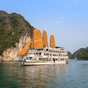 Halong Bay Cruise – Ancora Cruise