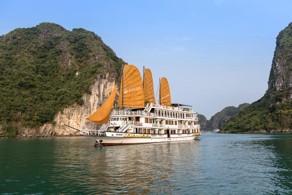 Halong Bay Cruise - Ancora Cruise