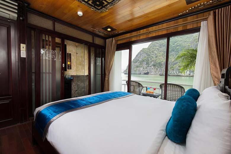 Halong Bay Cruise - Ancora Cruise