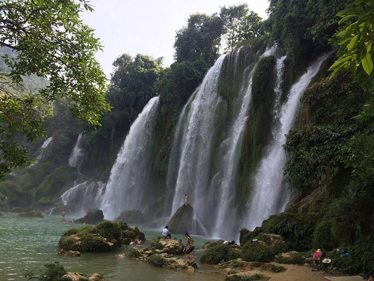 7-Day Trekking Northest Vietnam: Ba Be Lake - Ban Gioc Waterfall - Ha Giang