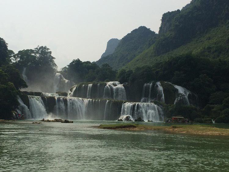 6-Day: Hanoi - Ba Be Lake Ban Gioc Waterfall
