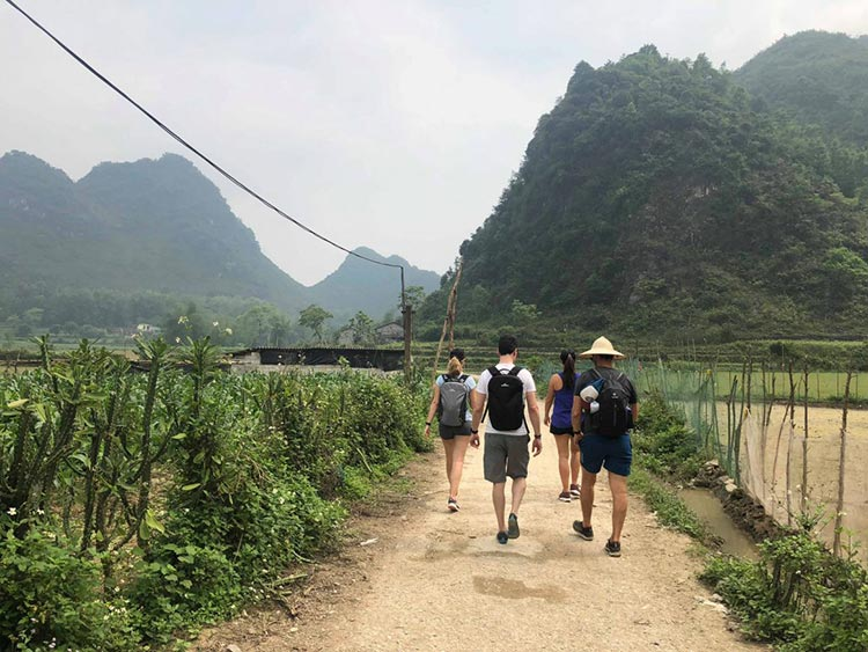 7-Day Trekking North East Vietnam: Ba Be Lake - Ban Gioc Waterfall - Ha Giang