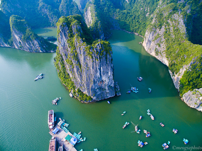 Ha Long Bay among world's 25 most beautiful places: CNN
