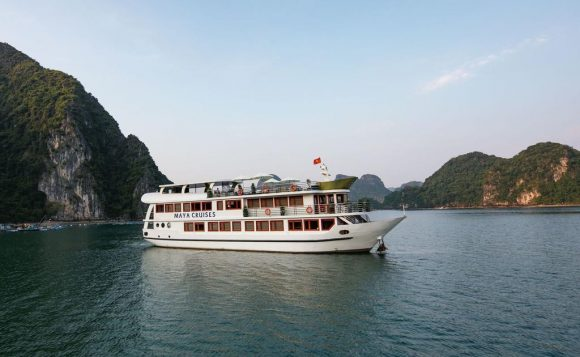 Lan Ha Bay Cruise – Maya Cruise