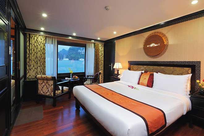 Bai Tu Long Bay Cruise - Starlight Cruise