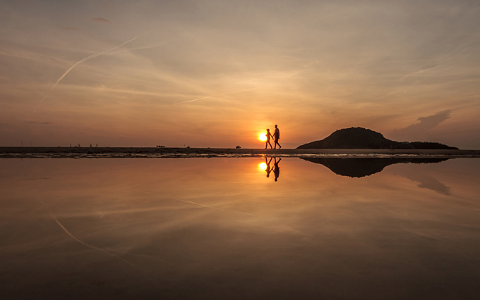 "It is blessed with a 42 km coastline, and has been dubbed the ""Maldives of Vietnam."" One of the most beautiful beaches here, one that has got rave reviews from travelers and bloggers, is Hoang Hau (Queen), just two km from downtown Quy Nhon."