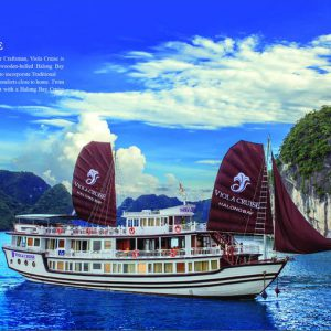 Bai Tu Long Bay Cruise – Viola Cruise