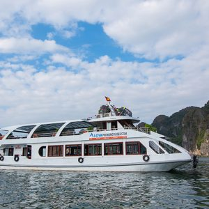 1-Day Explore Halong Bay With Alova Premium Cruise