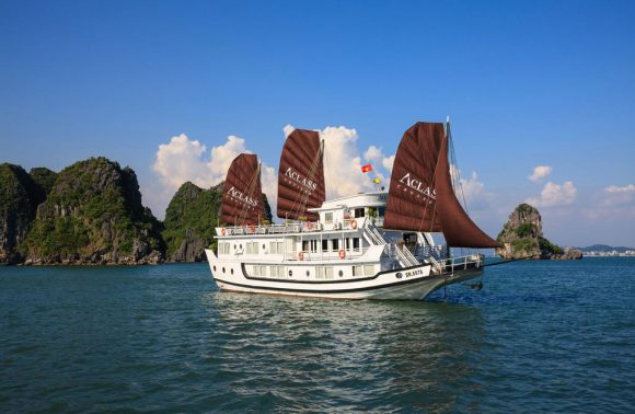 Halong Bay Cruise – Aclass Legend Cruise