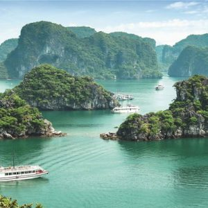 Ha Long Bay's fishing villages